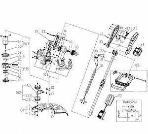 Craftsman Trimmer Parts