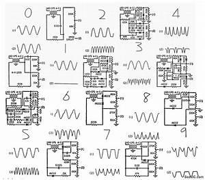Crt Number Generator - Power Supply Circuit