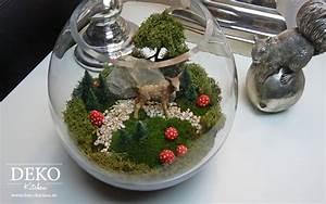 Frühlingsdeko Im Glas : diy m rchen glas als tischdeko deko kitchen weihnachten deko fr hlingsdeko selber machen ~ Orissabook.com Haus und Dekorationen