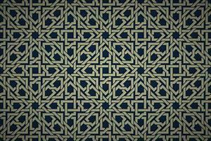 Islamic Geometric Patterns Wallpaper