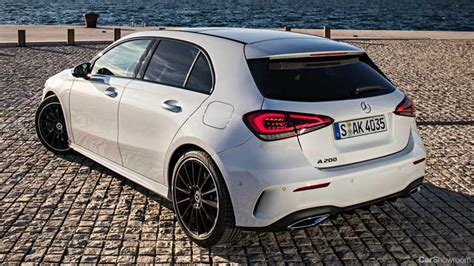 mercedes a200 amg line 2019 news mercedes a class phev due next year report