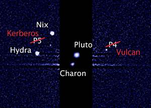 Pluto's Moons Names - Pics about space