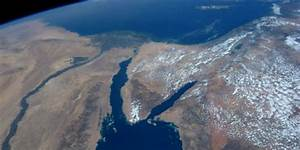 NASA Astronaut 'Fascinated' by View of Israel from Outer ...