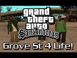 GTA San Andreas: Grove Street 4 Life (New Burrito Mod ...
