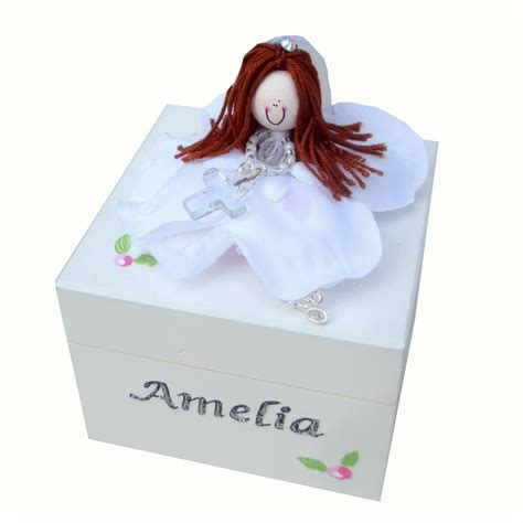 gifts for communion girl 2017 personalised holy communion rosary box