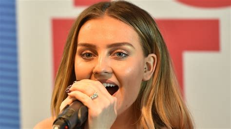 Little Mix: Perrie Edwards in agony every time she dances ...