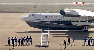 World's Largest Amphibious Plane Takes To The Skies In China