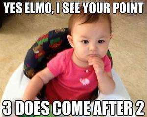 Baby Memes - I see your point - Funny Memes