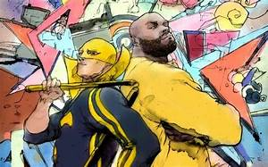 POWER MAN & IRON FIST Are 'Back In The Business Of Busting ...
