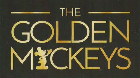 golden mickeys  disney cruise  blog