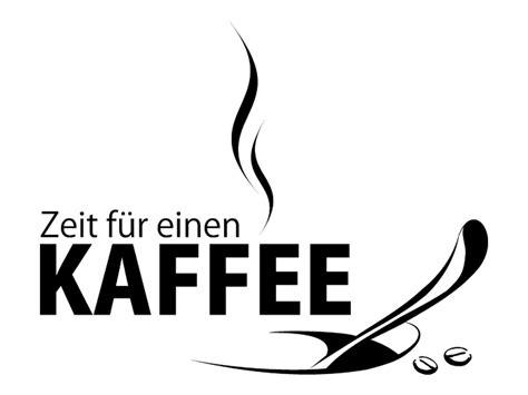 Wandtattoo Zeit Für Einen Kaffee Bei Homestickerde
