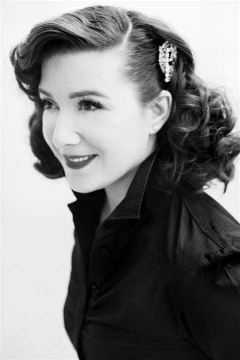 1940s Easy Hairstyles by 17 Best Images About Vintage Hair On Updo My