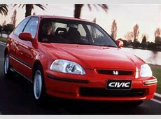 Used Honda Civic review 19911995 CarsGuide
