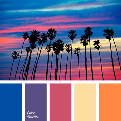 magenta color palette ideas