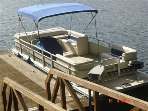 Pontoon Tops by Boat Tops Canvasmasters