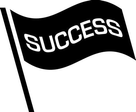 Success Flag Svg Png Icon Free Download (#65219 ...