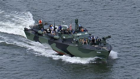 What Is A Pt Boat by Pt 658 Last Remaining Operable Pt Boat From World War Ii