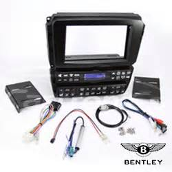 bentley replacement head unit benhur