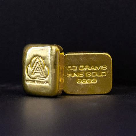 Ainslie produce and sell our own range of gold and silver bullion offering world class products at 'local' prices. 50g Ainslie Gold Bullion - Ainslie Wealth