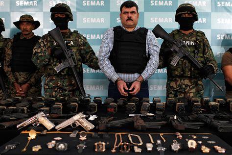 mexico top   violent drug cartels