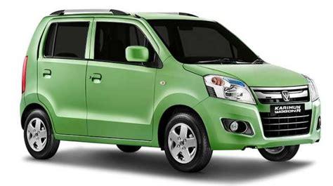 Suzuki Karimun Wagon R Picture by Ini Kendaraan Yang Disarankan Pertamina Pakai Pertalite
