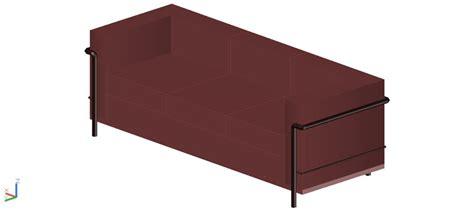 sofa 3 plazas dwg bloques autocad gratis de sof 225 lc2 3 plazas en 3d