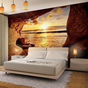 Xxl Poster Kaufen : vlies fototapete strand mit sonnenuntergang ~ Markanthonyermac.com Haus und Dekorationen
