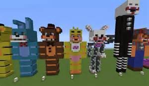 Minecraft Pixel Art World F-NaF