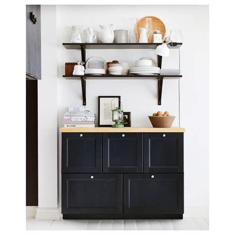 ikea cuisine noir meuble salle de bain ikea noir