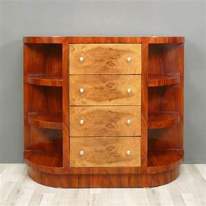 meuble art deco meubles commodes With meuble 1930