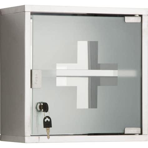 armoire de cuisine leroy merlin armoire à pharmacie l 30 cm imitation métal roma leroy