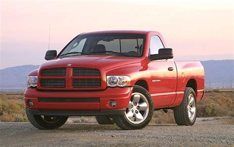 dodge ram pickup  information