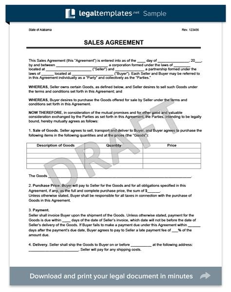 office file cabinets sales agreement create a free sales agreement form