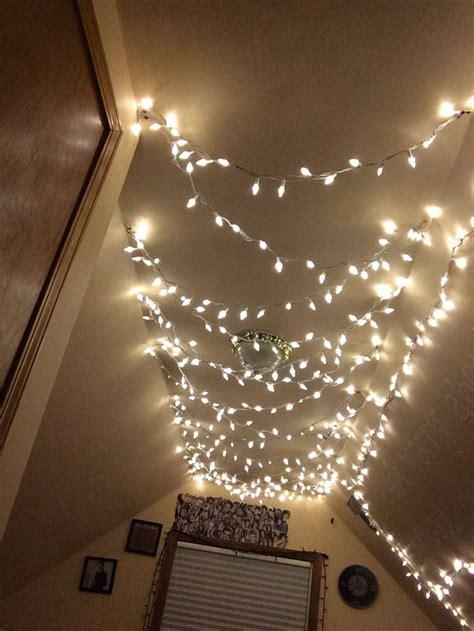 lights tumblr room christmas lights lights  room