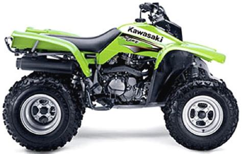 Kawasaki Mojave Parts Diagram