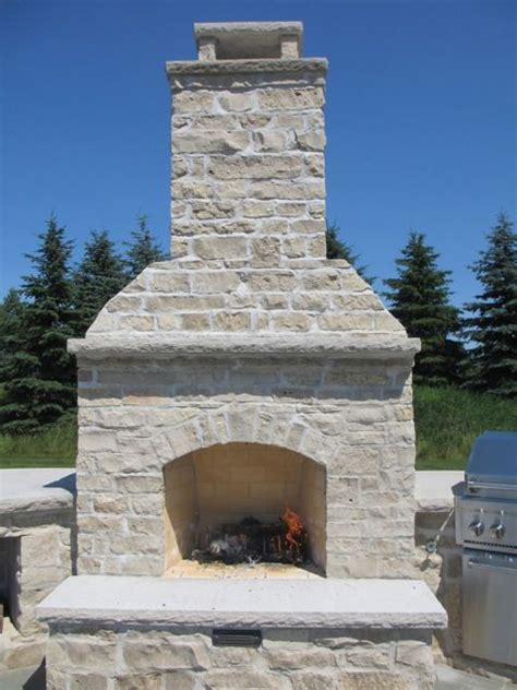 stonegate outdoor fireplace designs diy outdoor