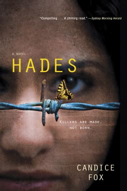 book review hades  candice fox