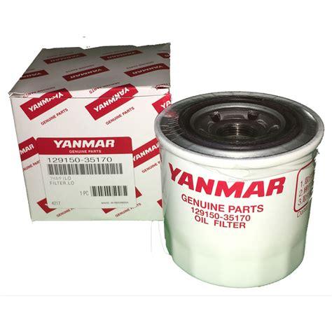 Yanmar 12915035170 Oil Filter 12915035153  Power Tool