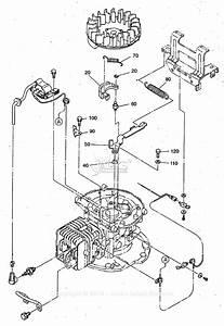 Robin  Subaru Ec13v Parts Diagram For Flywheel Brake