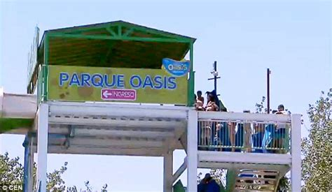 Girl At Water Park In Chile Is Under Water For 8 Minutes
