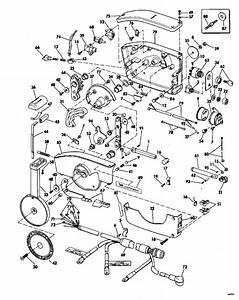 Johnson Remote Control Parts For 1974 85hp 85esl74b