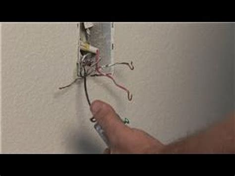 Household Electrical Wiring How Replace Wire
