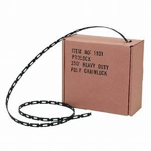Proflex 1  2 In  X 250 Ft  Coil Chain Lock Tree Tie-1151-2
