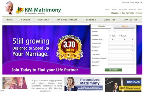 Best Matrimonial Site In India Top 10 Best Matrimonial In India 2019 Tech4fresher