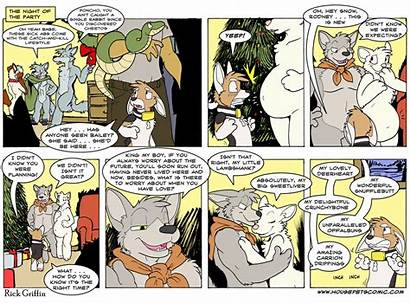 Need Housepets Comic Housepetscomic Rodney Comics Cast