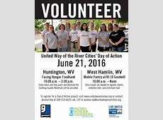 United Way Day of Action projects June 21 – Cabell County