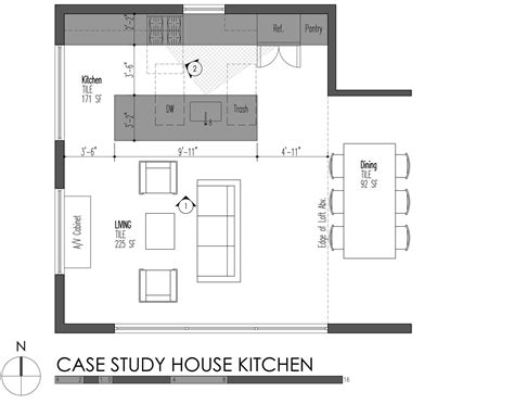 modern kitchen floor plans 5 modern kitchen designs principles build 7703