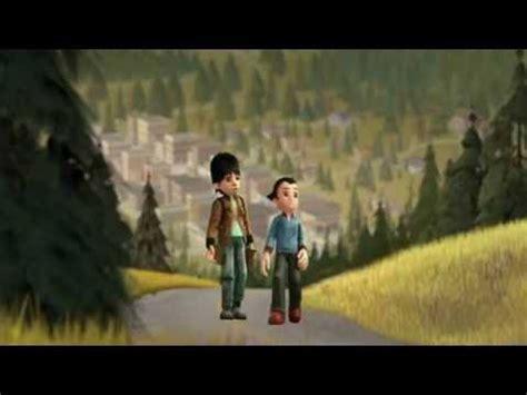 Fábula  Los Dos Amigos Y El Oso Youtube