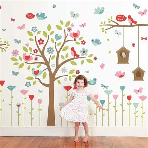 stickers muraux pour d 233 co de chambre enfant en 49 photos
