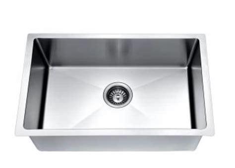 undermount single bowl sink adaus inzpira